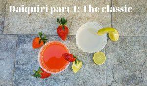 Daiquiri part 1_ The classic