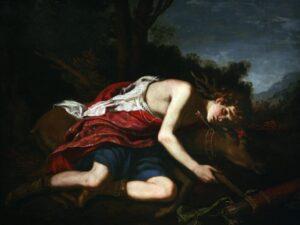 κυπαρίσσι-μυθολογία