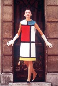 το-φόρεμα-Mondrian-1965